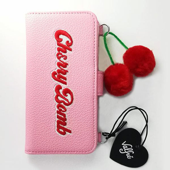 Valfre(ヴァルフェー)CHERRY BOMB iPhone/8/7/6s/6ケース
