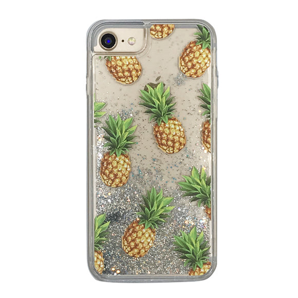 Glitter Case PINEAPPLE