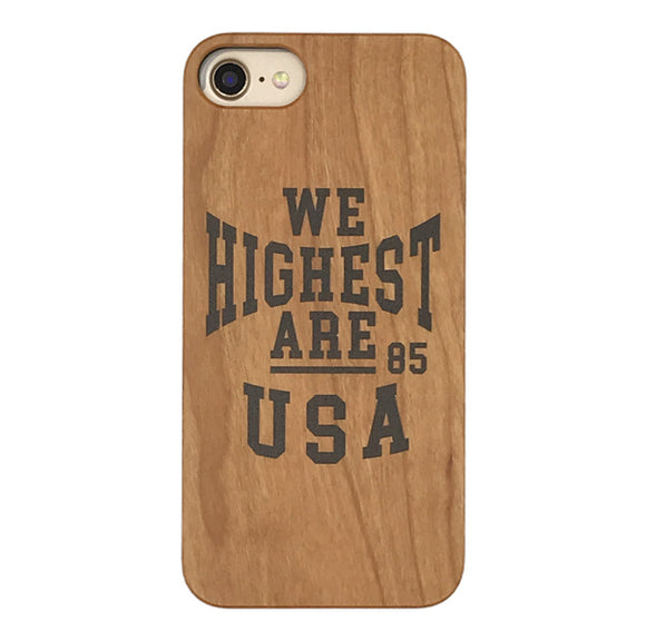 Wood Case HIGHEST