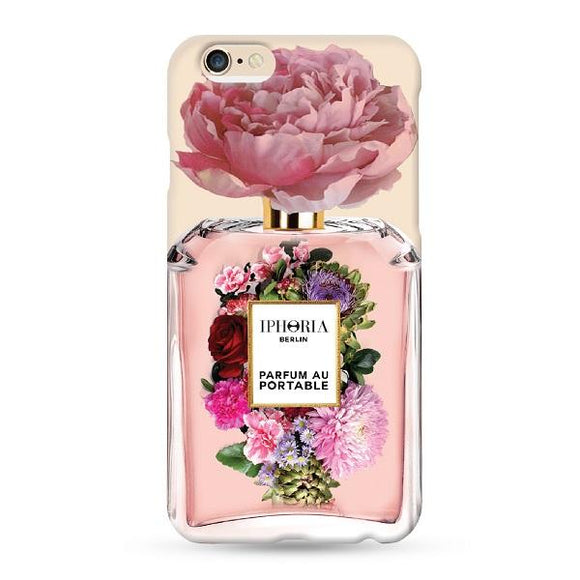 IPHORIA アイフォリア iPhone8/7 ケース PERFUME FLOWER BOUQUET