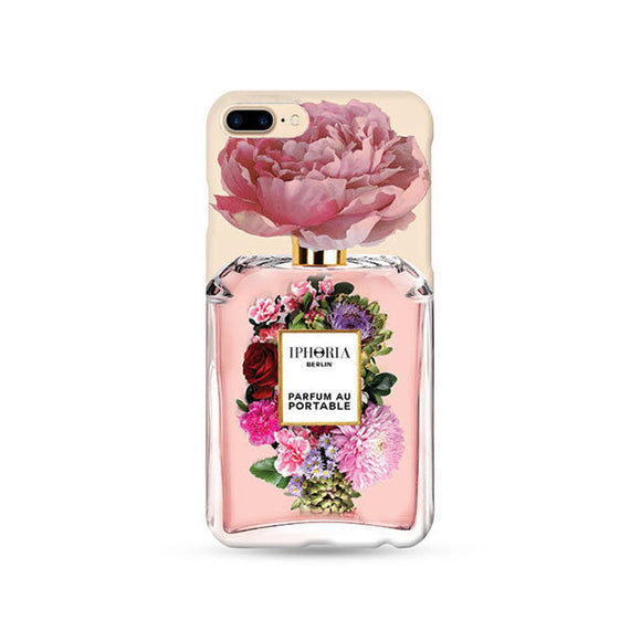 IPHORIA アイフォリア iPhone8Plus/7Plus ケース PERFUME FLOWER BOUQUET
