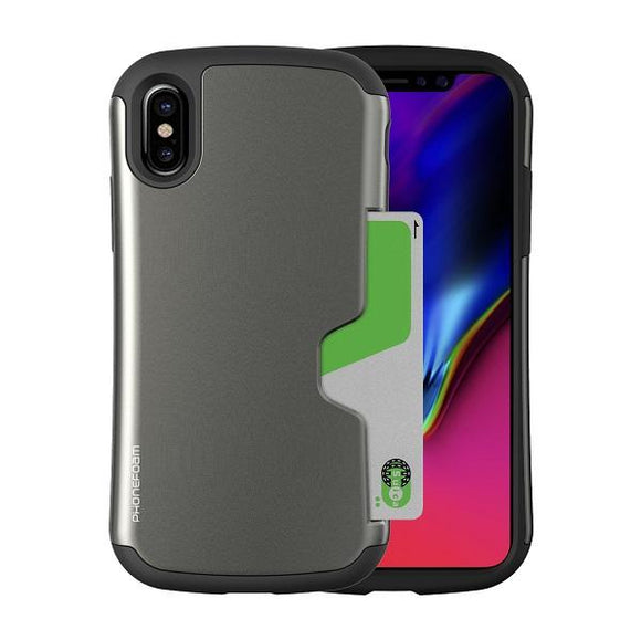 iPhoneXS/X Golf Original ダークシルバー