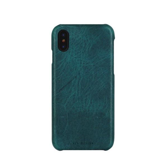 iPhoneXS/X ケース Badalassi Wax Bar case グリーン