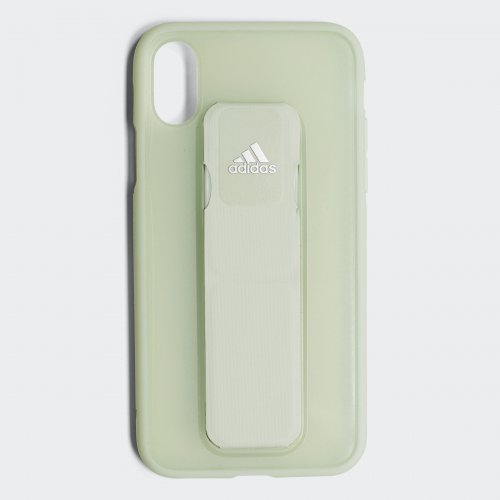 adidas(アディダス) Performance iPhoneX 背面型 ケース SP-Grip Aero Green