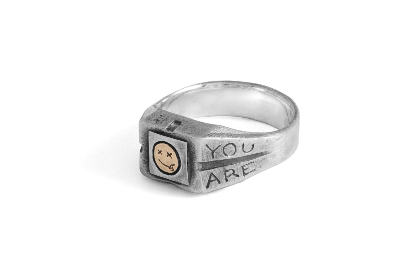 #5 - Signet Ring Come as you are