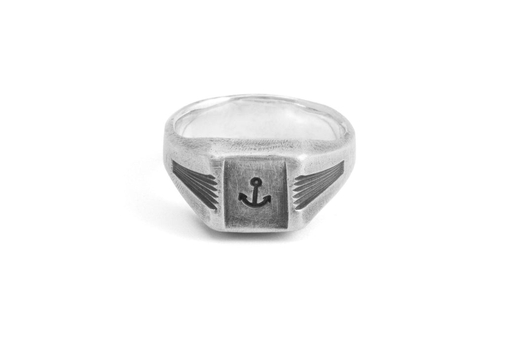#2 - Signet Ring Anchor