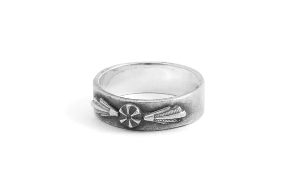 #013 - Band Ring Western