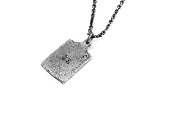 #037 - Necklace ID Tag and shield