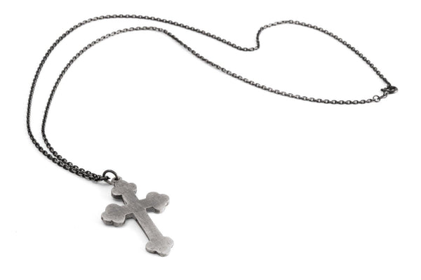 #053 - Necklace Cross large