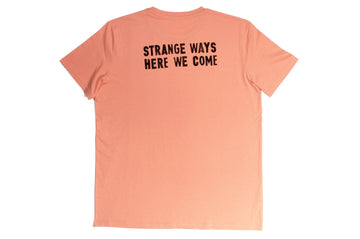 #102 - Men's T-Shirt Strange Ways Here We Come - 877 Workshop