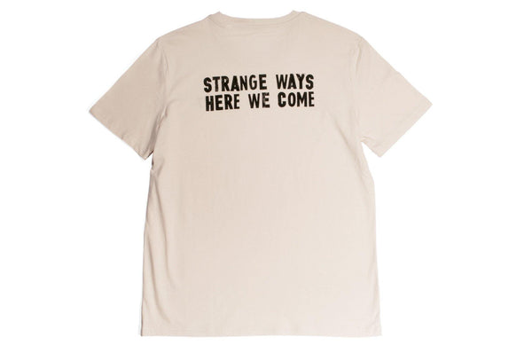 #106 - Men's T-Shirt Strange Ways Here We Come