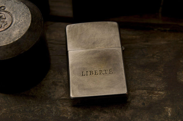 #080 - Windproof lighter Liberté