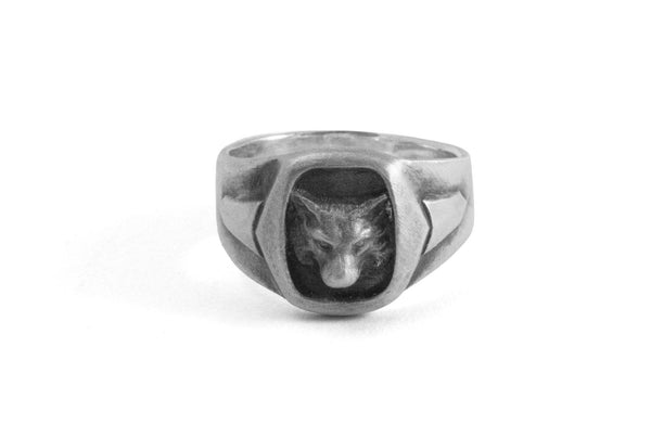 #11 - Signet Ring Wolf