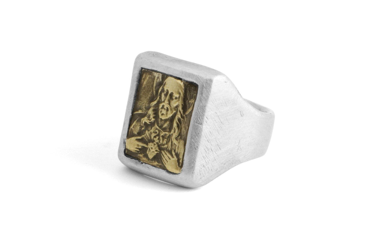 #12 - Souvenir Ring Sacred Heart