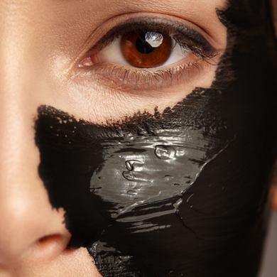 Detox Peel off Activated Coconut Charcoal Mask with FREE Gift.