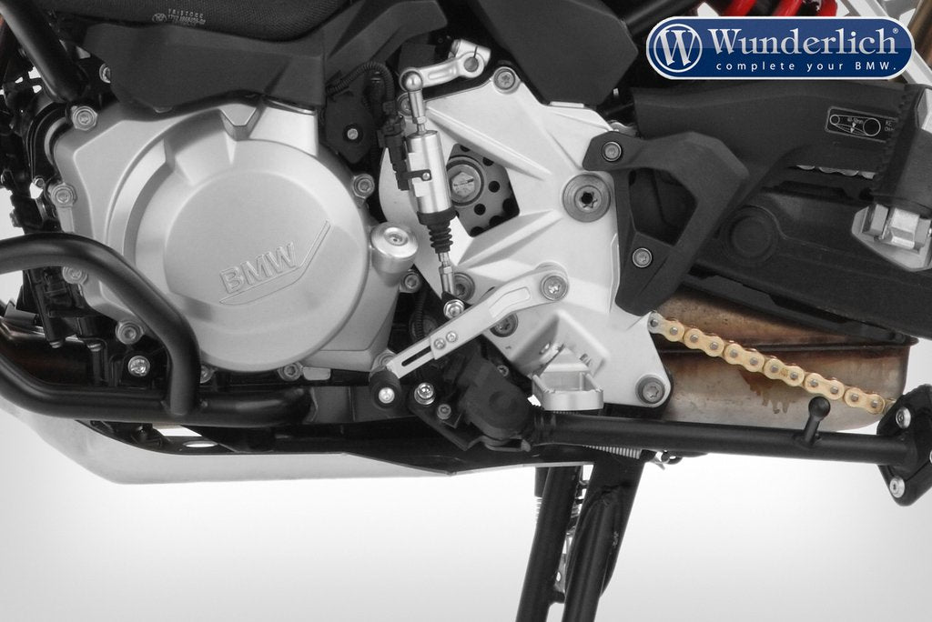 WUNDERLICH Gear Shift Enlarger BMW F750GS/850GS/850GSA