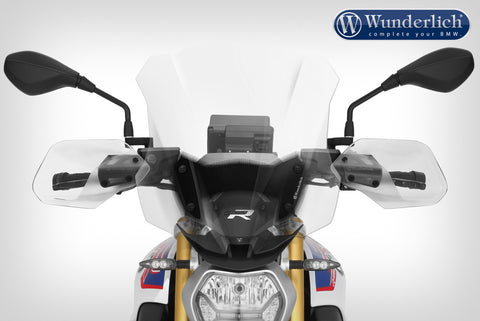 WUNDERLICH MARATHON WINDSCREEN CLEAR BMW R1250R