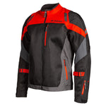 Klim Induction Jacket BLACK - REDROCK