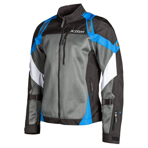 Klim Induction Jacket GRAY - KINETIK BLUE