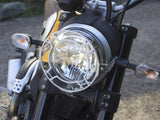 Altrider - AltRider Clear Headlight Guard For The Ducati Scrambler