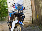 Altrider - AltRider Clear Headlight Guard For The Honda CRF1000L Africa Twin