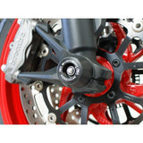 Axle Protector - Ducati Monster 821 Front Fork Spindle Bobbins (2013 - 2017)