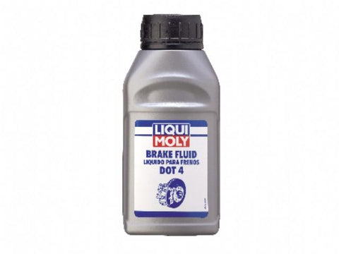 Brake Fluid - Liqui Moly Brake Fluid DOT 4