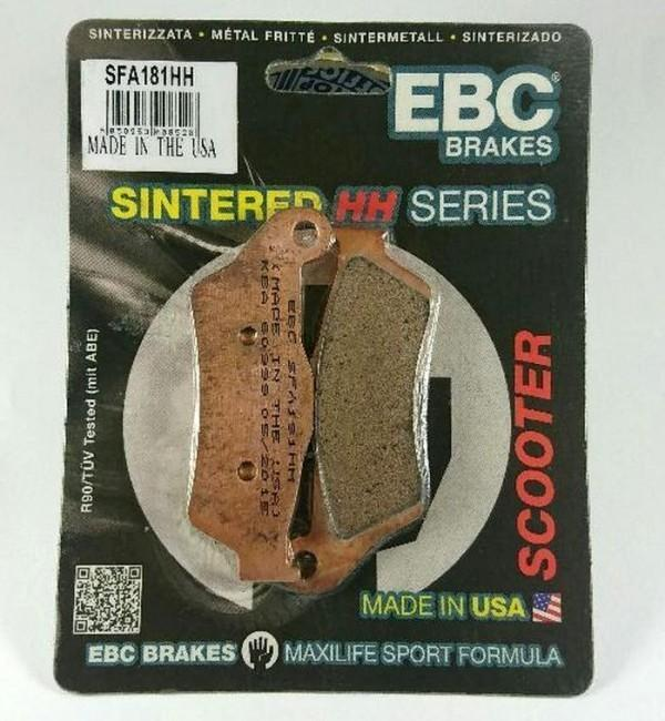 Ebc Brake Pads >> Ebc Brake Pads For Aprilia Srv 850 Atc Abs L Rs 1 300 00
