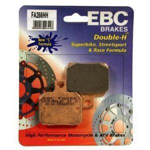 Brake Pads - EBC Brake Pads For BENELLI TNT 600 GT & I