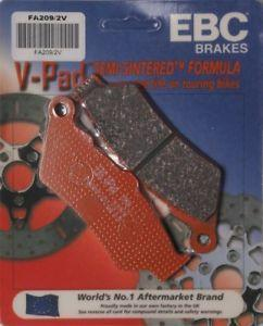 Brake Pads - EBC Brake Pads For BMW R1200GS