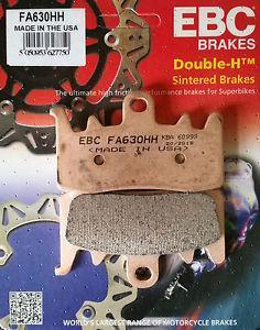 Brake Pads - EBC Brake Pads For BMW R1200R