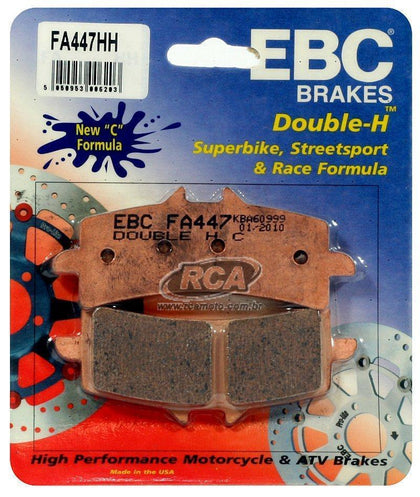 Brake Pads - EBC Brake Pads For DUCATI DIAVEL CARBON ABS