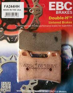 Brake Pads - EBC Brake Pads For DUCATI HYPERMOTARD /SP