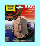 Brake Pads - EBC Brake Pads For DUCATI MULTISTRADA 1200