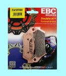 Brake Pads - EBC Brake Pads For DUCATI MULTISTRADA ENDURO