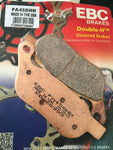 Brake Pads - EBC Brake Pads For HARLEY DAVIDSON DYNA FAT BOB