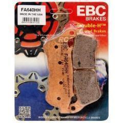 Brake Pads - EBC Brake Pads For HARLEY DAVIDSON IRON 883 (14-)