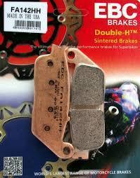 Brake Pads - EBC Brake Pads For KAWASAKI NINJA 650 (2017-)
