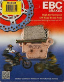 Brake Pads - EBC Brake Pads For KTM 350 SF-X