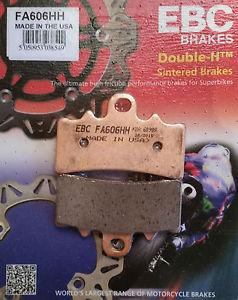 Brake Pads - EBC Brake Pads For KTM Duke 200