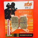 Brake Pads - SBS 808H LS Brake Pads For Triumph Street 750