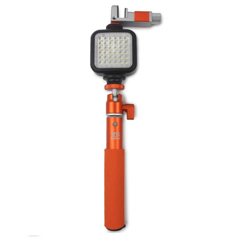 Camera Accessories - X-shine Deluxe Combo (Orange)