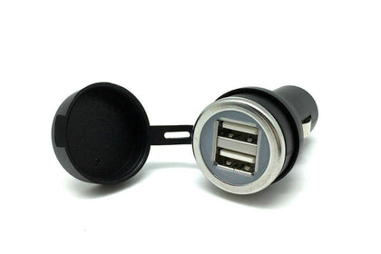 Cigarette Socket - Cliff Top Cigarette Lighter To USB 3.3A