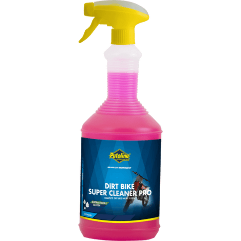 Cleaning Product - Putoline Dirt Bike Super Cleaner PRO (1Ltr)