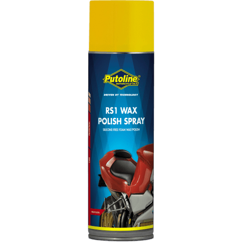 Cleaning Product - Putoline RS1 Wax Polish Spray (500ML)