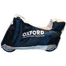Cover - Oxford Aquatex Motorcycle Cover With Top Case