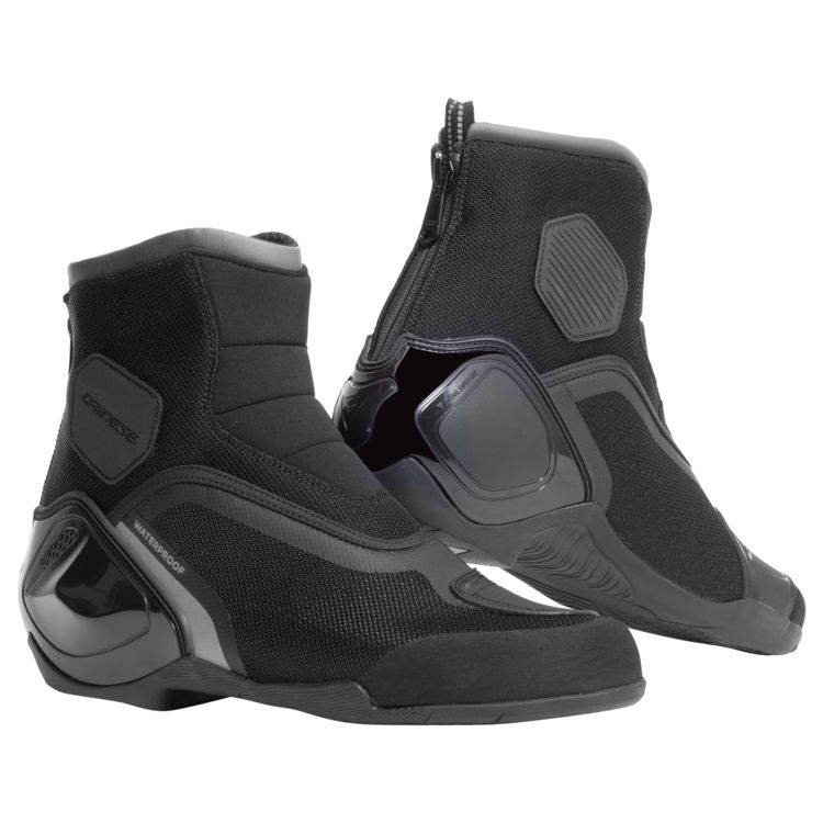 Dainese Dinamica D-WP Shoes (Black/Anthracite)