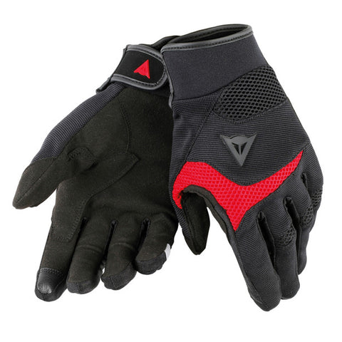 Dainese Desert Poon D1 Gloves (Black/Red)