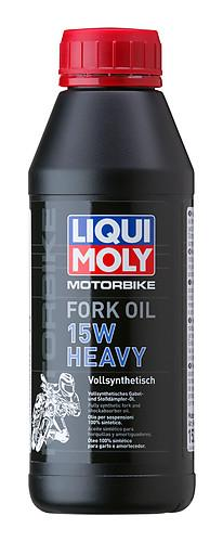 Engine Oil - Liqui Moly Racing Fork Oil 15W Heavy