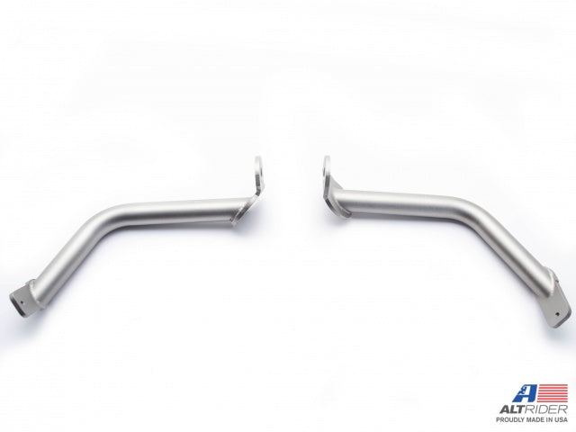 AltRider Reinforcement Crash Bars for the BMW R1250GS/GSA - Silver